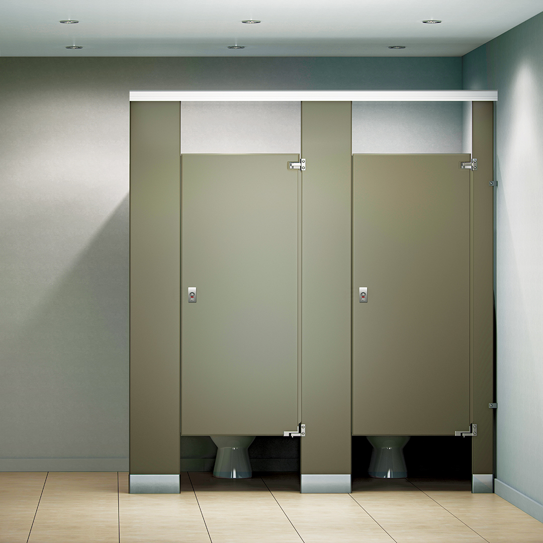Styles And Configurations ASI Global Partitions - Asi bathroom partitions