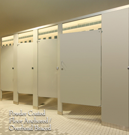 Image ASI Global Partitions - Asi bathroom partitions